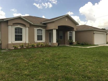 873 SW College Park Road Port Saint Lucie, FL MLS# RX-10253995
