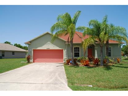 5329 NW Lamoore Lane Port Saint Lucie, FL MLS# RX-10254605