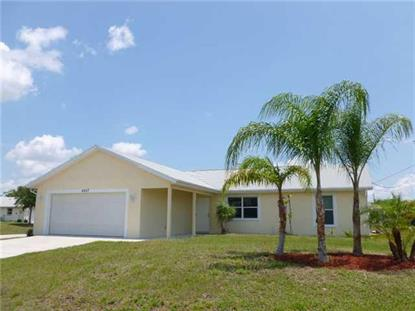 4257 SW Jarmer Road Port Saint Lucie, FL MLS# RX-10254865
