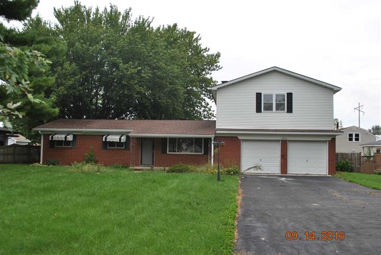 2056 E Kelley, Frankfort, IN 46041