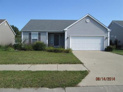 1434 Tall Grass Prairie Mishawaka, IN MLS# 201440963