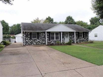 1813 Van Bibber Ave Evansville, IN 47714 MLS# 201602226