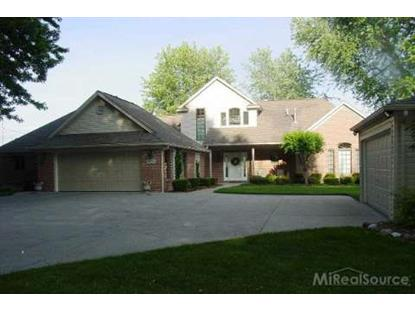 8319 RIVER  Marine City, MI MLS# 4790992