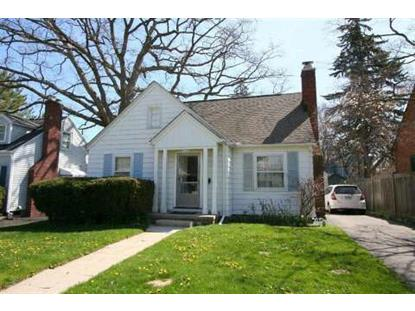 715 HUTCHINS AVE  Ann Arbor, MI MLS# 4797476