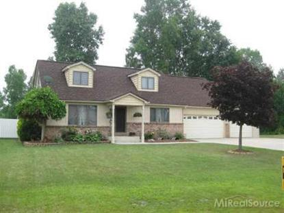 1587 NAUTICAL  Marine City, MI MLS# 4800698