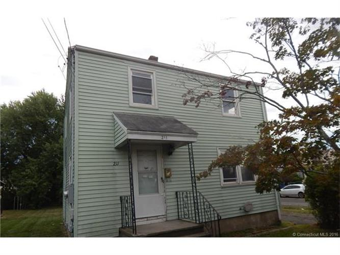 211 Sherbrooke Ave, Hartford, CT 06106