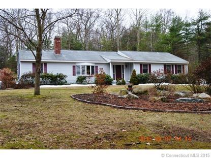 131 Hagstrom Rd  Thompson, CT MLS# E10023481