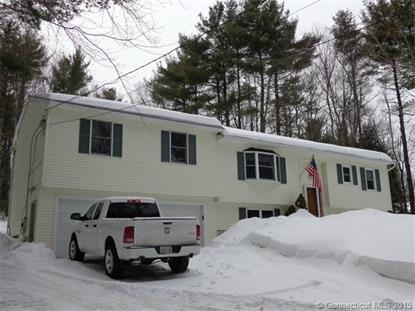 137 Spicer Rd  Thompson, CT MLS# E10025494