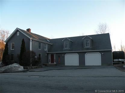 447 Quaddick Rd  Thompson, CT MLS# E10036062