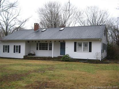 60 Chase Rd  Thompson, CT MLS# E10038558