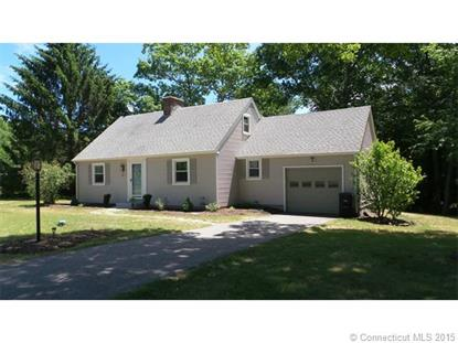11 Sunset Drive Ext  Brooklyn, CT MLS# E10052800