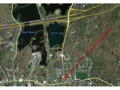 100 Fort Hill Rd  Groton, CT MLS# E10060819