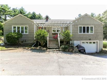 190 Canterbury Rd  Brooklyn, CT MLS# E10064895