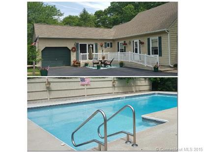 325 Chesterfield Rd  East Lyme, CT MLS# E10068048