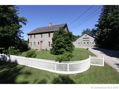 280 Childs Hill Rd  Woodstock, CT MLS# E10070635