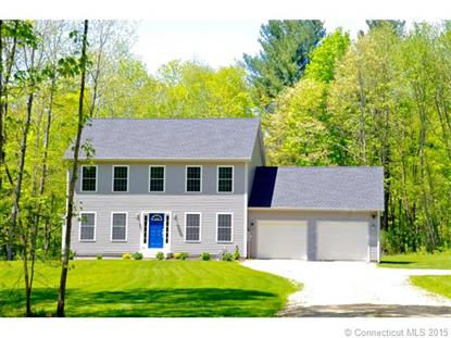 Lot 4 Quaddick Town Farm  Thompson, CT MLS# E10071243