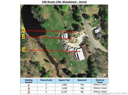 440 Route 198  Woodstock, CT MLS# E10072978