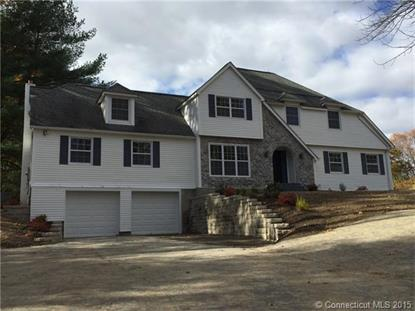 764 Wrights Crossing Rd  Pomfret, CT MLS# E10091259