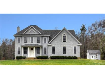 1420 Route 169  Woodstock, CT MLS# E10100136
