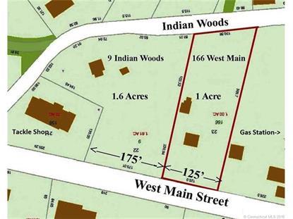166 West Main Street  East Lyme, CT MLS# E10108154