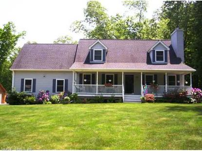 125 A TATNIC ROAD Brooklyn, CT MLS# E268457