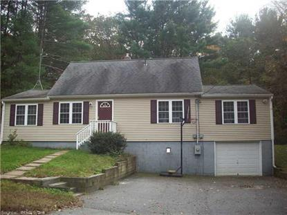 189 WILSONVILLE RD Thompson, CT MLS# E271190