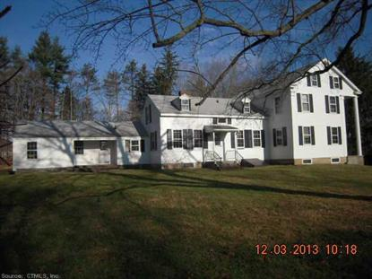 6 LILJEGREN RD Woodstock, CT MLS# E272140