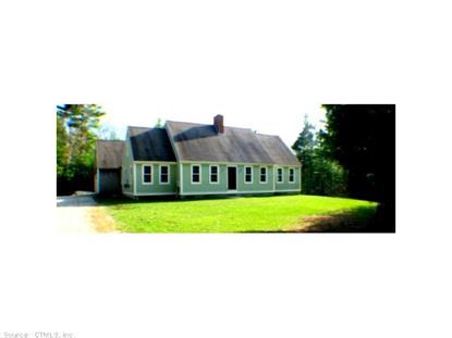 196 FABYAN RD Thompson, CT MLS# E275925