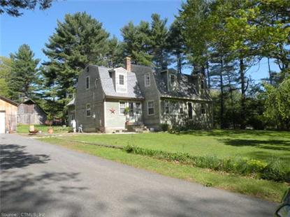265 BALLAMAHACK RD Windham, CT MLS# E275956