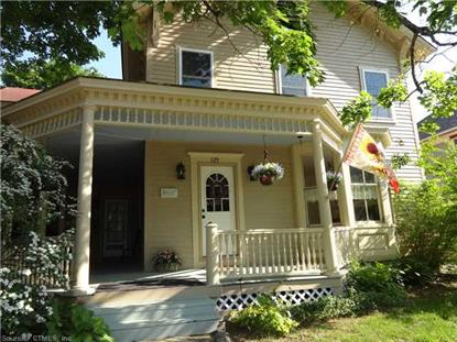 129 SOUTH MAIN ST Brooklyn, CT MLS# E276742