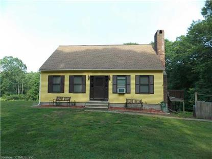 176 TRIPP HOLLOW RD Brooklyn, CT MLS# E277218