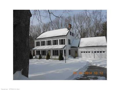 176 STAWICKI RD Thompson, CT MLS# E277366