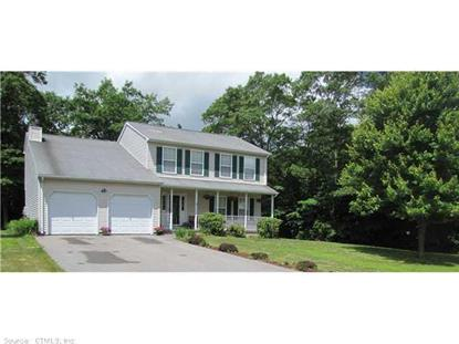 59 PHEASANT RUN Oakdale, CT MLS# E277473