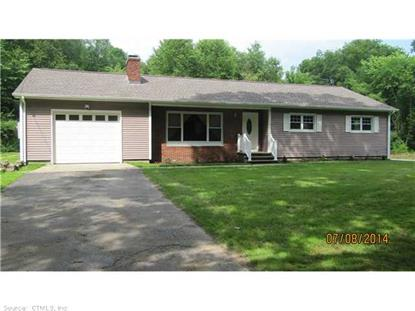 151 BUCKLEY HILL RD Thompson, CT MLS# E277702