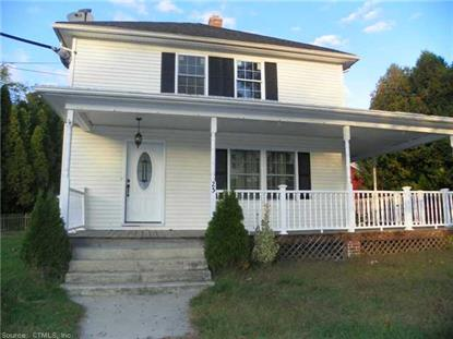 25 BABCOCK AVE Plainfield, CT MLS# E277997