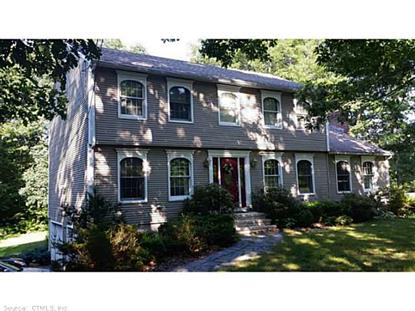 140 PRUETT PLACE Oakdale, CT MLS# E277999