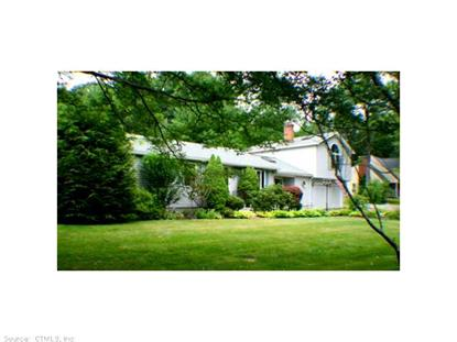 22 SUNNYSIDE DR Thompson, CT MLS# E278092