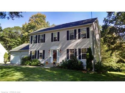 291 BLACK ASH RD Oakdale, CT MLS# E279677