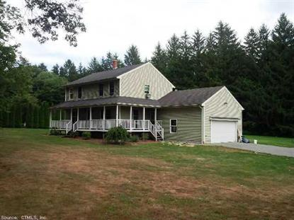 288 GORMAN ROAD Brooklyn, CT MLS# E279767