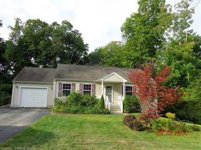 61 HIGH MEADOW DR Plainfield, CT MLS# E280010