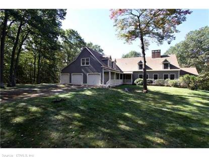 73 Bull Hill Rd  Woodstock, CT MLS# E280390