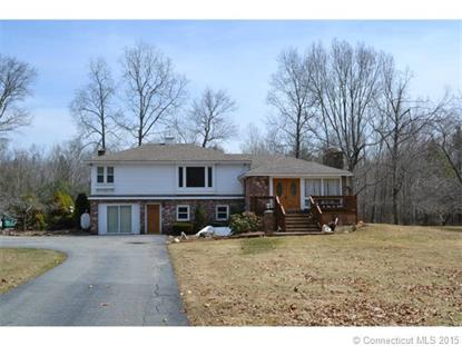 152 Lohse Rd  Willington, CT MLS# G10028784