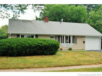 Real Estate for Sale, ListingId: 33069727, East Hartford,CT06118