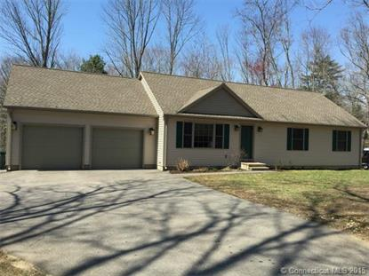 579 Jerusalem Rd  Windham, CT MLS# G10037837
