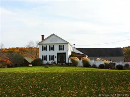 224 English Neighborhood Rd  Woodstock, CT MLS# G10090680