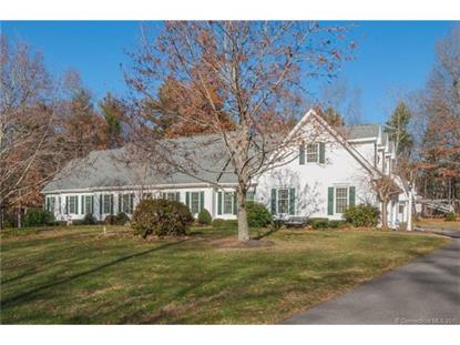 46 Laurel Dr  Willington, CT MLS# G10094495