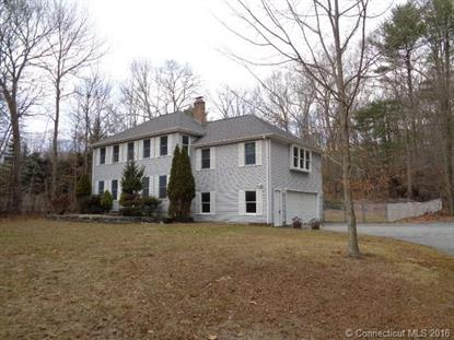 145 Cooney Rd  Pomfret, CT MLS# G10104212