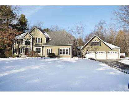 54 Laurel Dr  Willington, CT MLS# G10105745