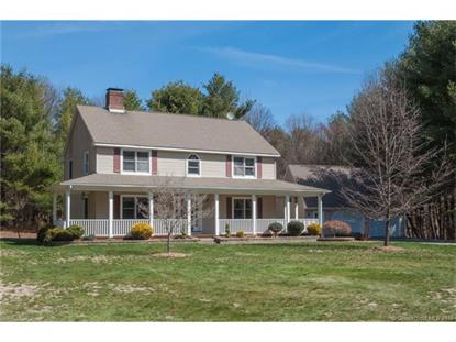 222 Willington Hill Rd  Willington, CT MLS# G10112041