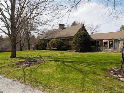 396 West Thompson Rd  Thompson, CT MLS# G10121607